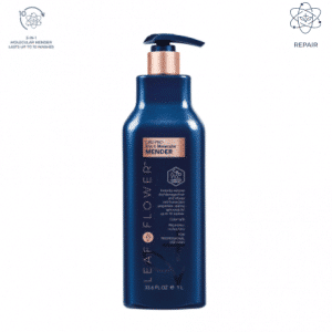 Leaf and Flower CBD 3-in-1 Molecular Mender salon treatment